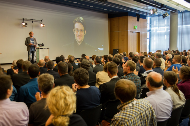 Snowden in Nürnberg – Nachlese it-sa 2015
