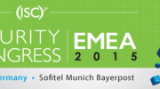 Logo (ISC)² EMEA Congress Munich 2015